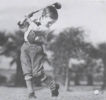 Peter Toogood – Born to golf